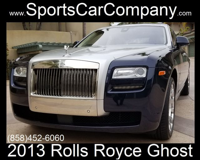 2013 Rolls-Royce Ghost 4dr Sedan - 17514513 - 3