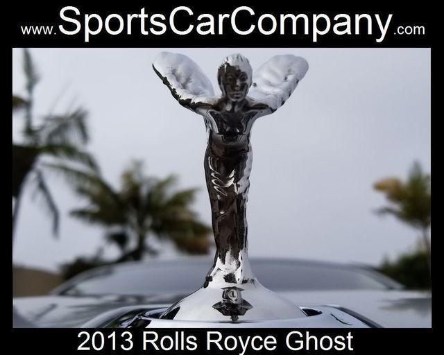 2013 Rolls-Royce Ghost 4dr Sedan - 17514513 - 4