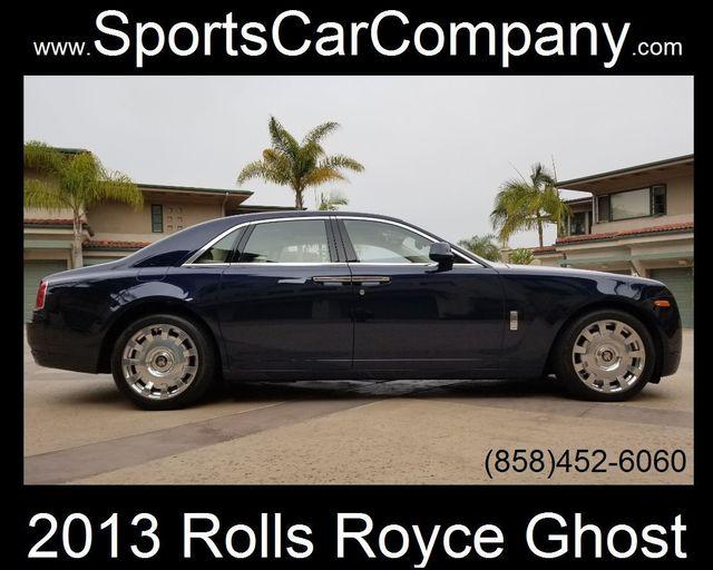 2013 Rolls-Royce Ghost 4dr Sedan - 17514513 - 5