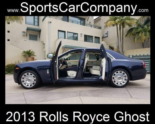 2013 Rolls-Royce Ghost 4dr Sedan - 17514513 - 6