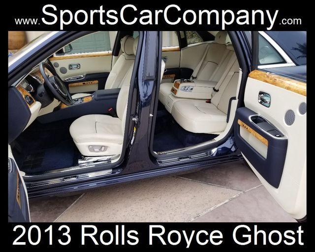 2013 Rolls-Royce Ghost 4dr Sedan - 17514513 - 7