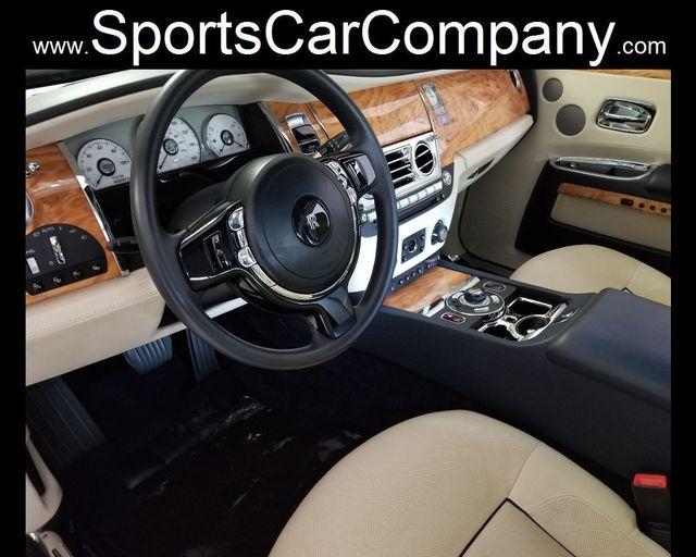 2013 Rolls-Royce Ghost 4dr Sedan - 17514513 - 8