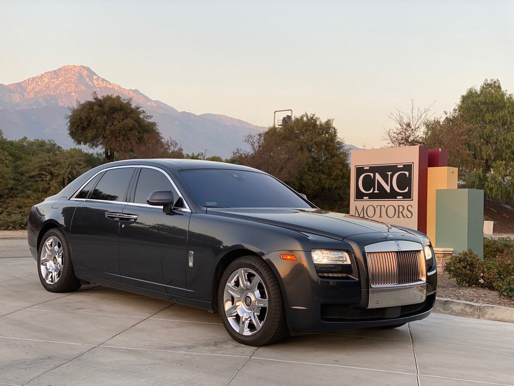 Used Rolls Royce Ghost Ontario Ca