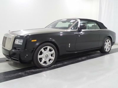 2013 Rolls-Royce Phantom Coupe 2dr Drophead Convertible