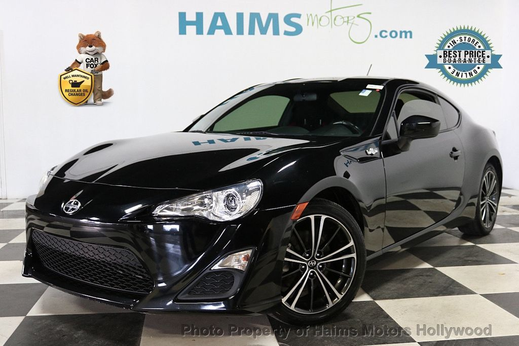 2013 Scion FR-S Base Trim - 18036314