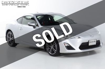 2013 Scion FR-S - JF1ZNAA16D2701180