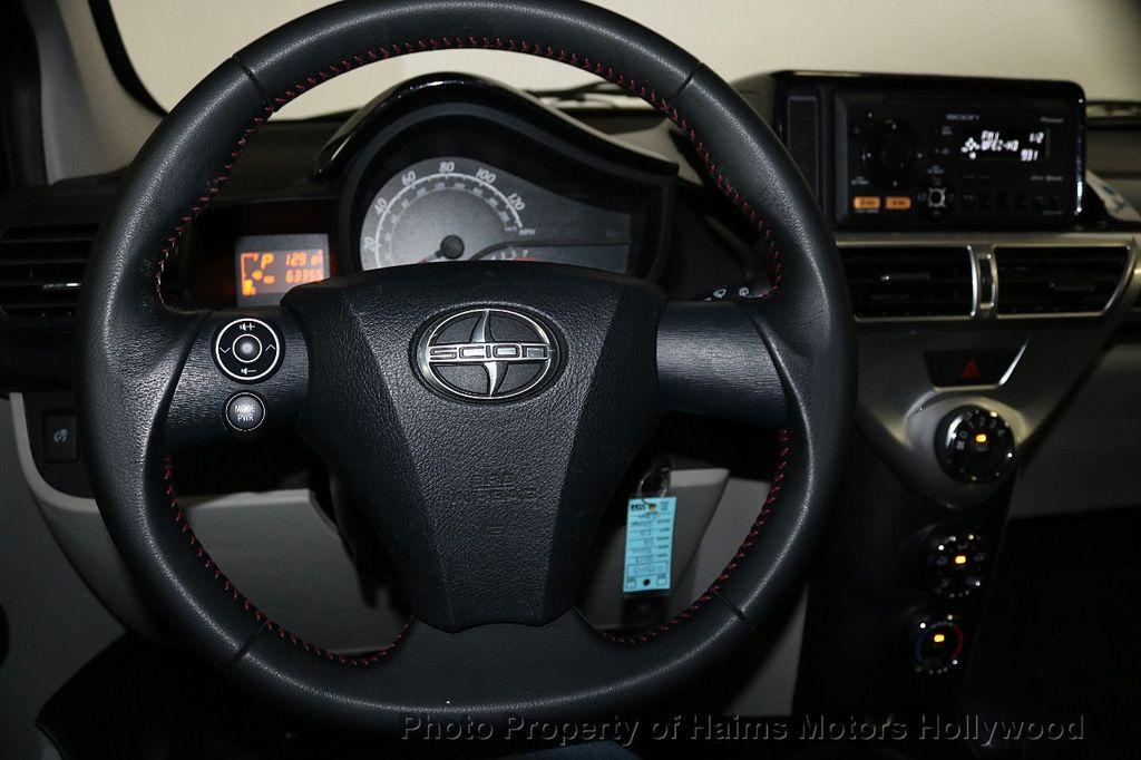 2013 Scion iQ 3dr Hatchback - 17662908 - 23