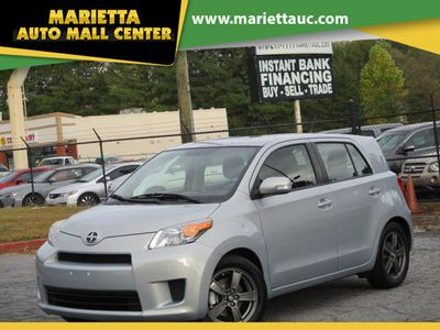 2013 Scion xD 5dr Hatchback Automatic 10 Series