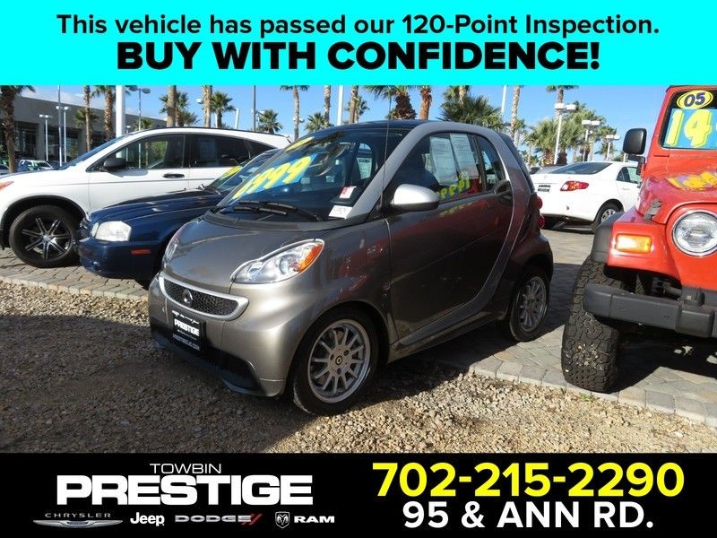 2013 smart Fortwo  - 17261005 - 0
