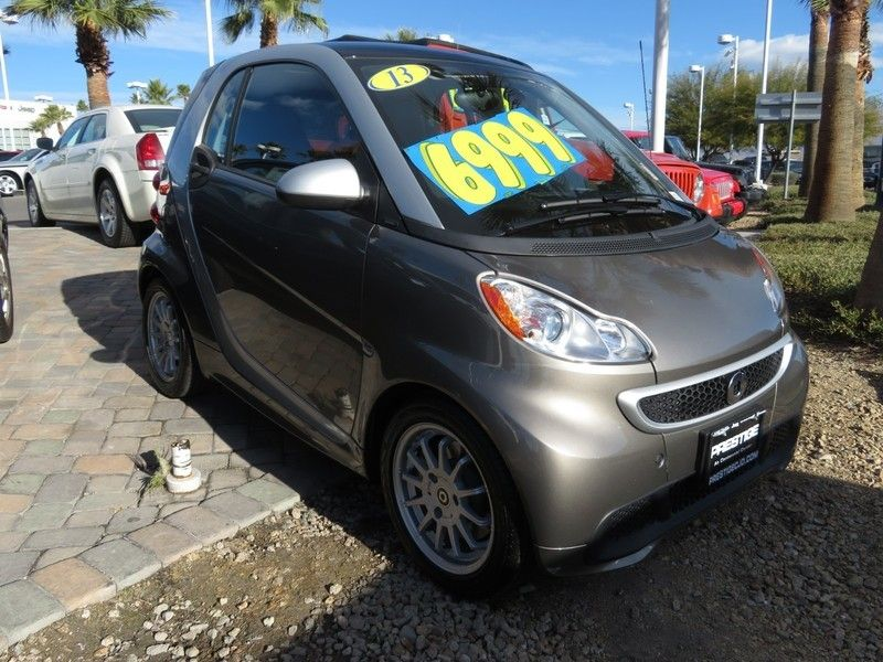 2013 smart Fortwo  - 17261005 - 2