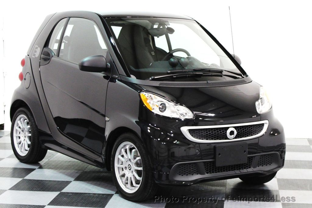 2013 used smart fortwo electric drive certified fortwo ed electric drive coupe at eimports4less. Black Bedroom Furniture Sets. Home Design Ideas