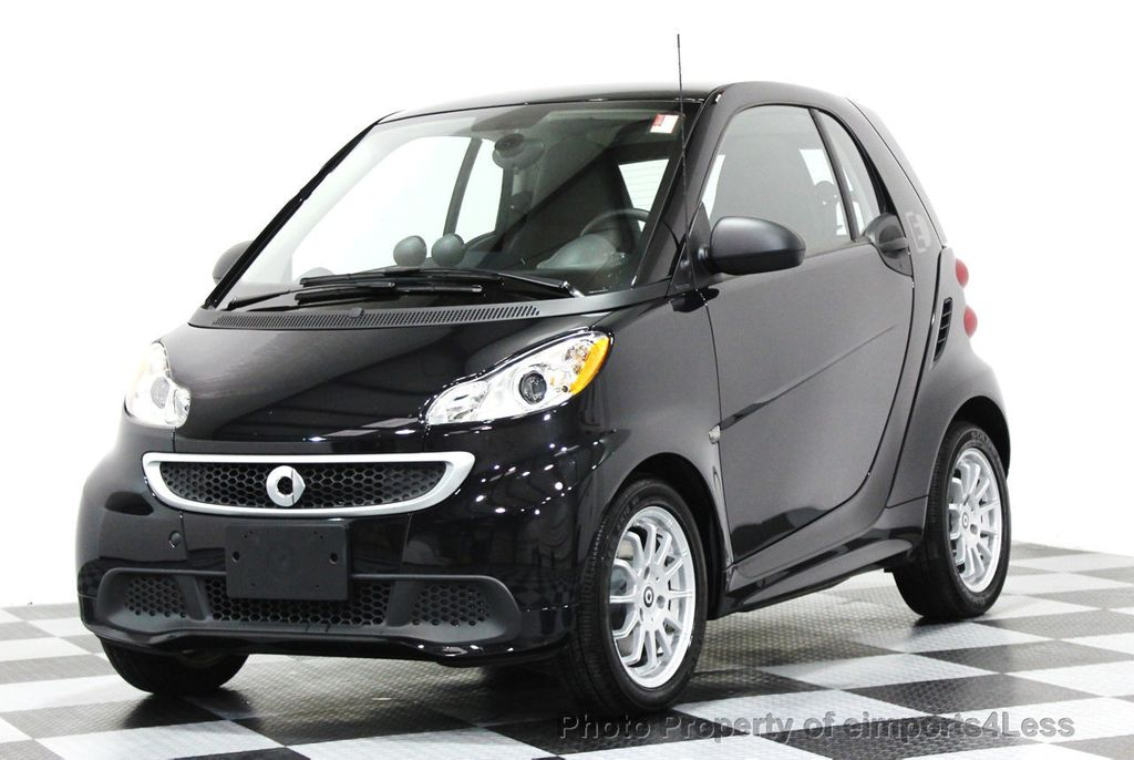 2013 Used smart fortwo electric drive CERTIFIED FORTWO ED ELECTRIC