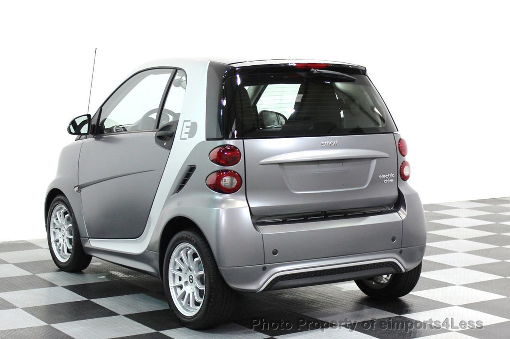 2013 used smart fortwo electric drive certified fortwo ed. Black Bedroom Furniture Sets. Home Design Ideas