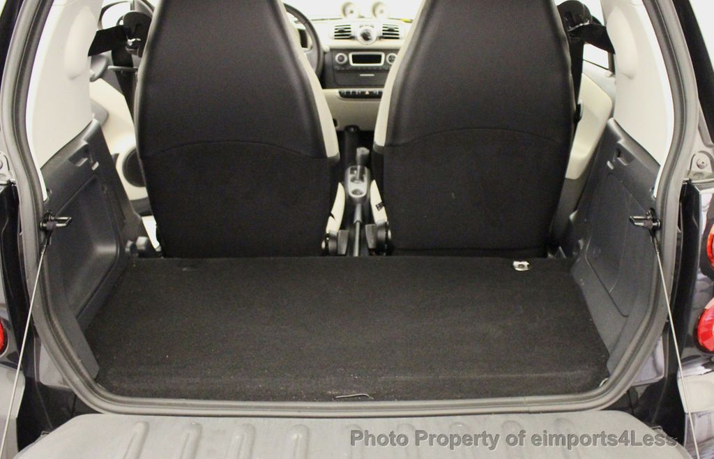 2013 Used smart fortwo electric drive ELECTRIC DRIVE SMART FORTWO ...