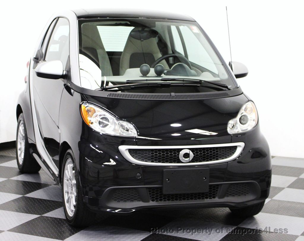 2013 Used smart fortwo electric drive ELECTRIC DRIVE SMART FORTWO