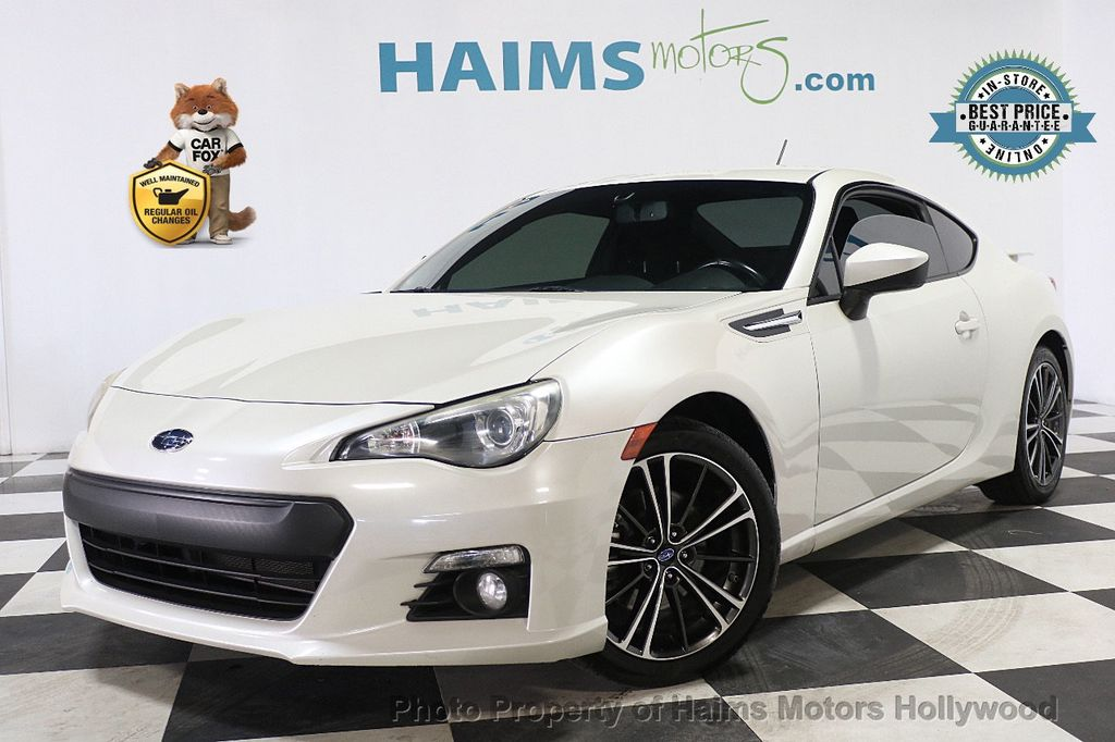 2013 Subaru BRZ 2dr Coupe Premium Manual - 17837833 - 0