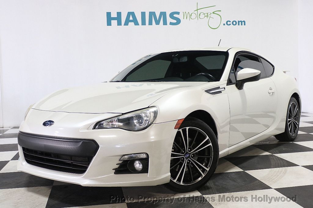 2013 Subaru BRZ 2dr Coupe Premium Manual - 17837833 - 1