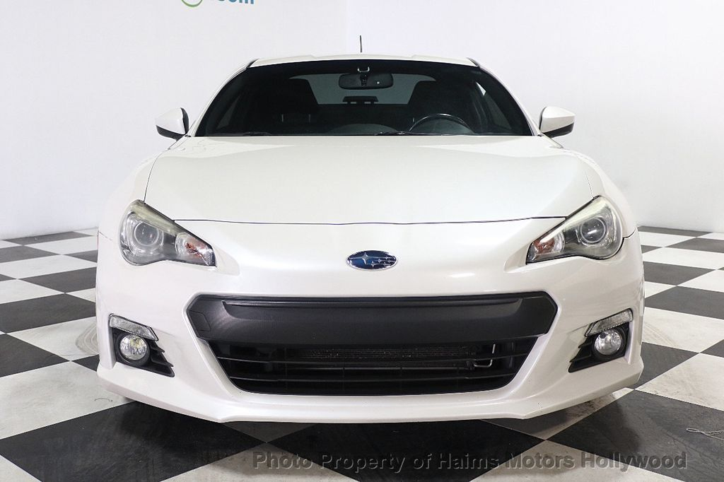 2013 Subaru BRZ 2dr Coupe Premium Manual - 17837833 - 2