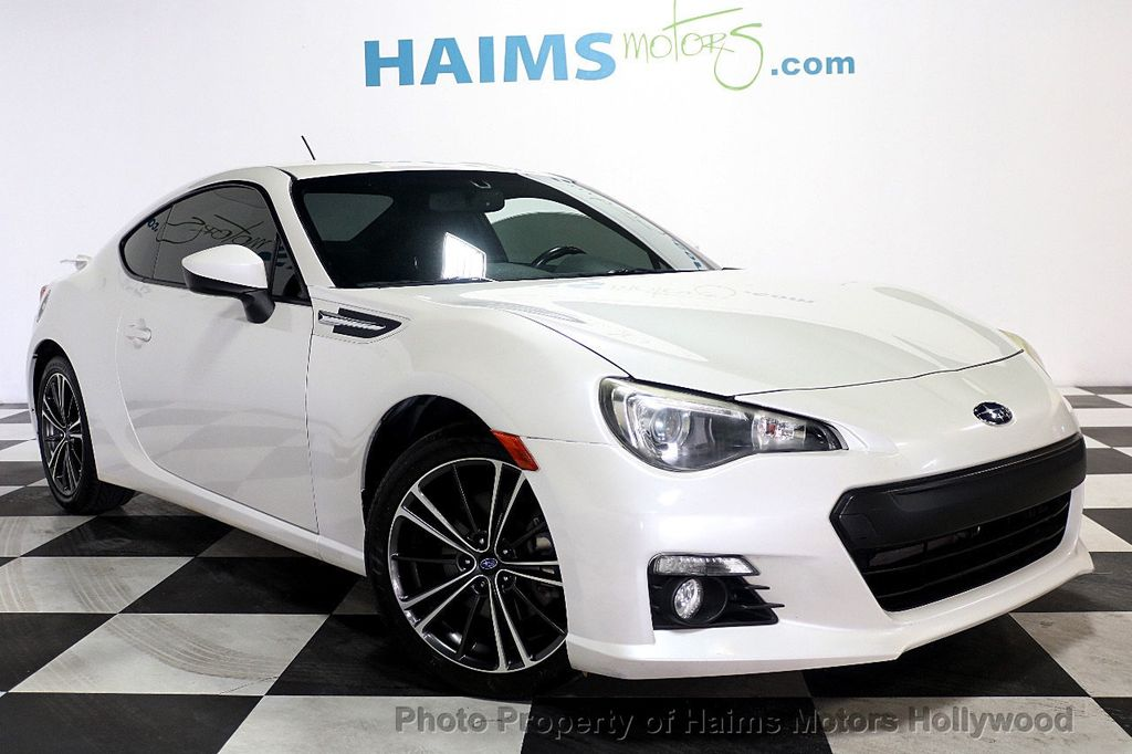 2013 Subaru BRZ 2dr Coupe Premium Manual - 17837833 - 3