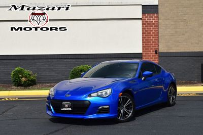 2013 Subaru BRZ 2dr Coupe Premium Manual - Click to see full-size photo viewer