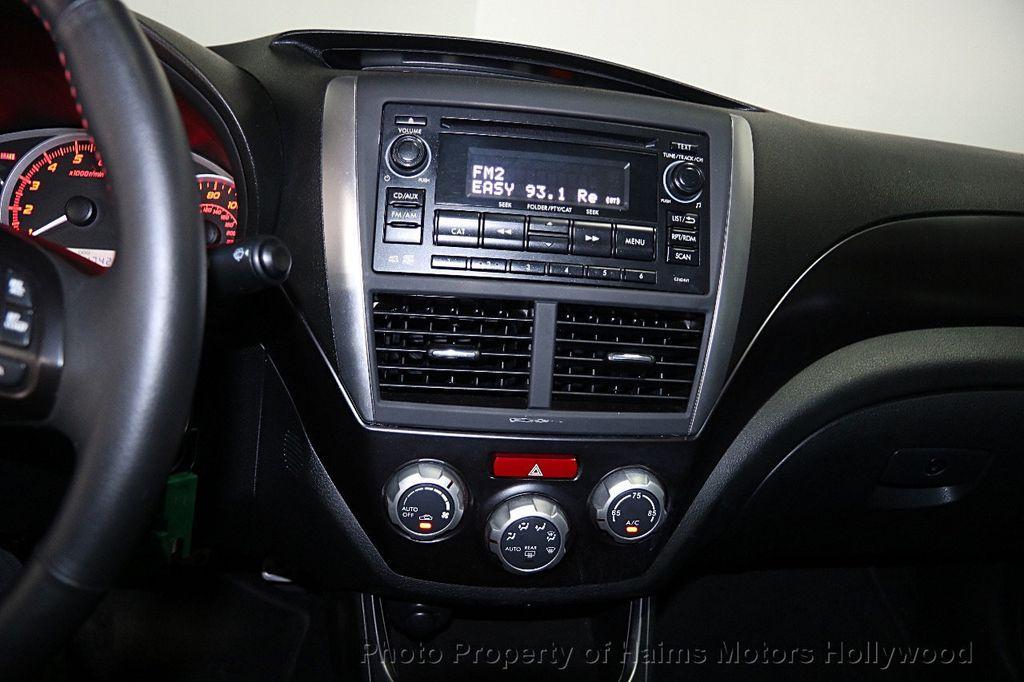 2013 used subaru impreza sedan wrx 4dr manual wrx at haims motors ft lauderdale serving. Black Bedroom Furniture Sets. Home Design Ideas