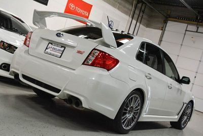 2013 Subaru Impreza Sedan WRX STI Limited - Click to see full-size photo viewer