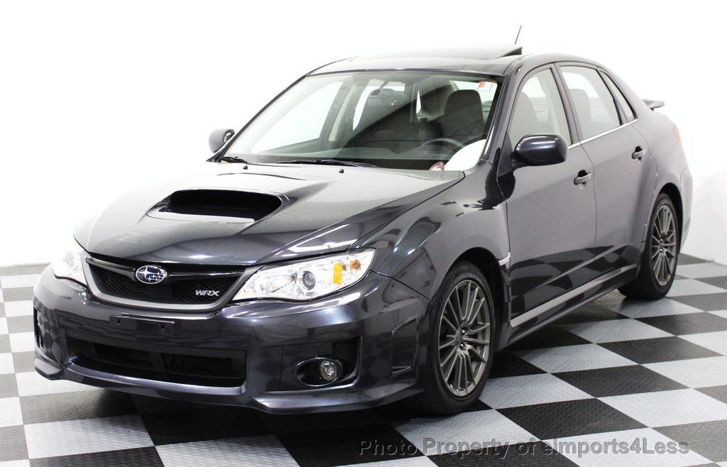 2013 Used Subaru Impreza Sedan Wrx Wrx Limited Awd 5 Speed At