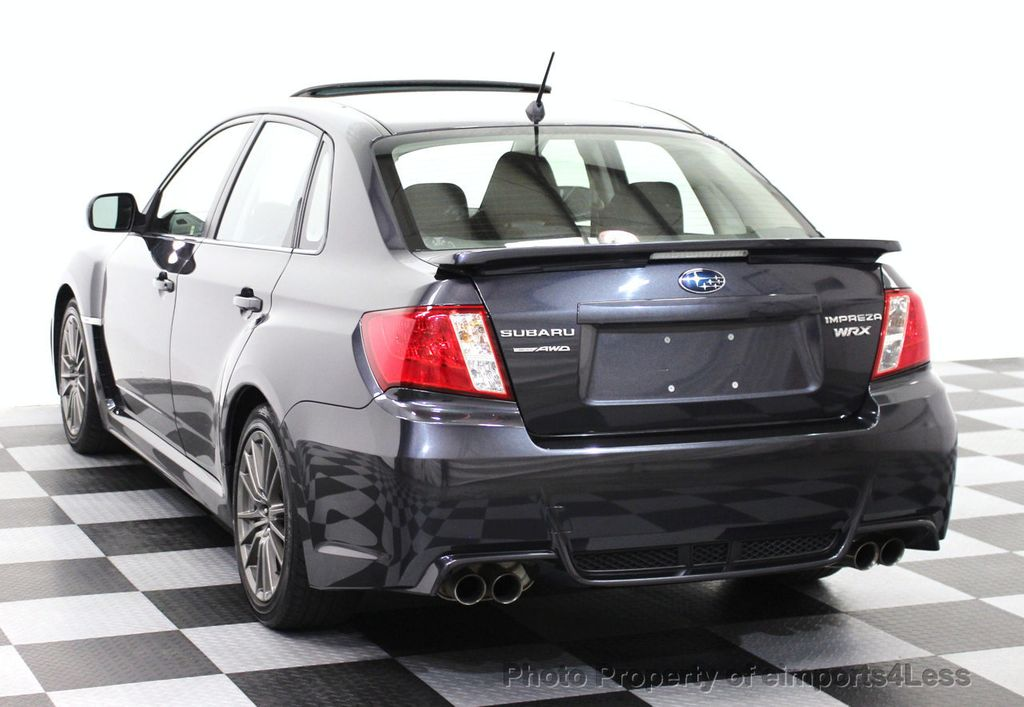 2013 used subaru impreza sedan wrx wrx limited awd 5 speed at eimports4less serving doylestown. Black Bedroom Furniture Sets. Home Design Ideas