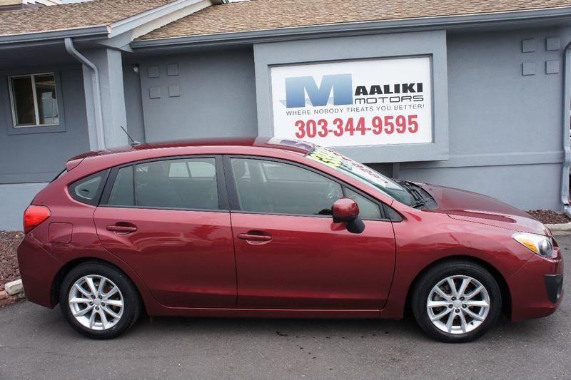 2013 Used Subaru Impreza Wagon 5dr Automatic 20i Premium At Maaliki