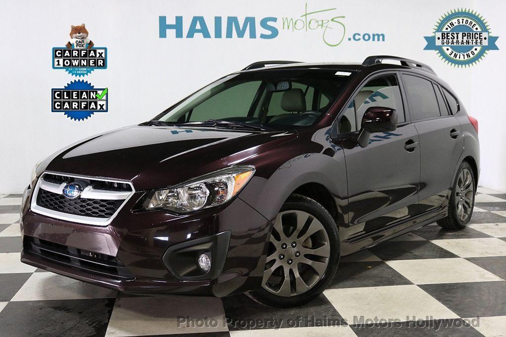 2013 Subaru Impreza Wagon 5dr Automatic 2.0i Sport Limited - 18041653 - 0