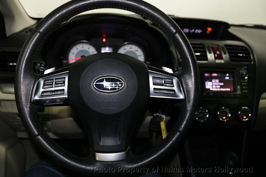 2013 Subaru Impreza Wagon 5dr Automatic 2.0i Sport Limited - 18041653 - 27