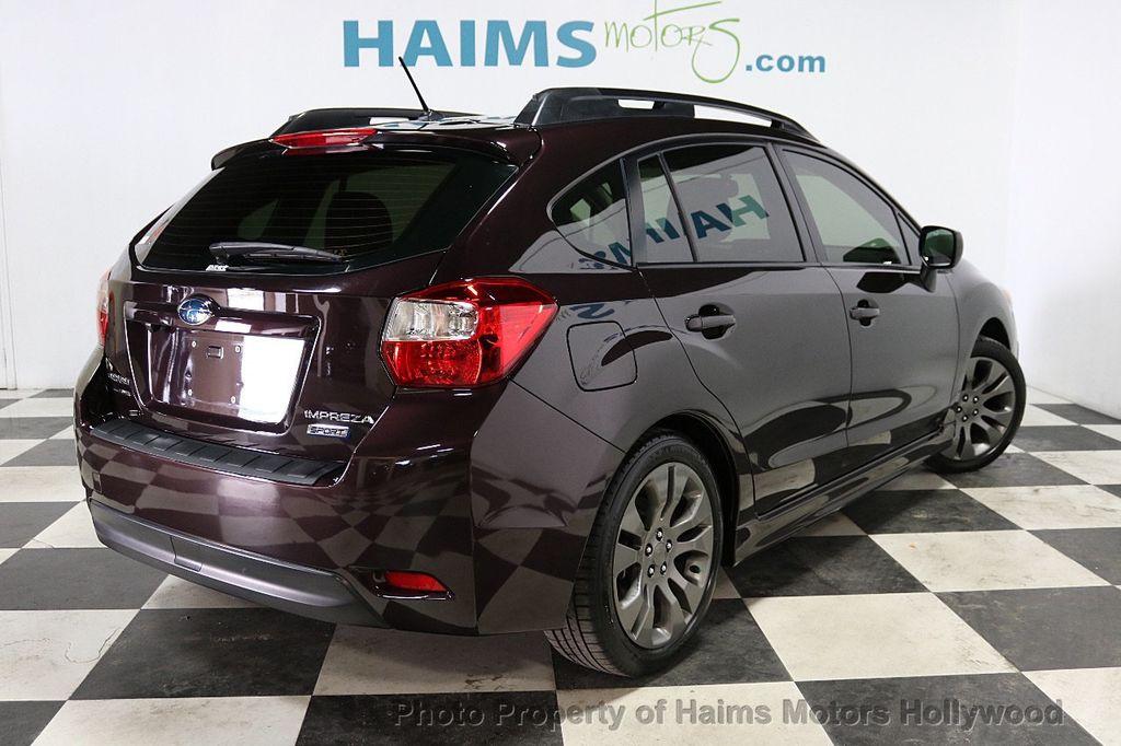 2013 Subaru Impreza Wagon 5dr Automatic 2.0i Sport Limited - 18041653 - 6
