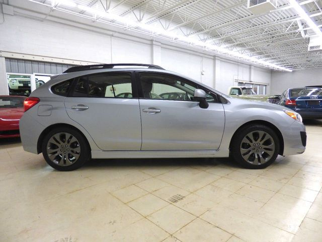2013 Subaru Impreza Wagon 5dr Automatic 2.0i Sport Limited - Click to see full-size photo viewer