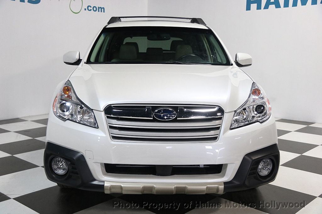 2013 used subaru outback 4dr wagon h4 automatic limited at haims motors serving fort. Black Bedroom Furniture Sets. Home Design Ideas
