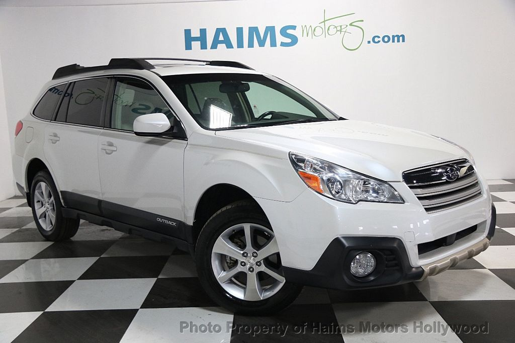 2013 Used Subaru Outback 4dr Wagon H4 Automatic 25i Limited At