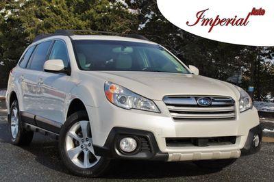 2013 Subaru Outback **CLEAN CARFAX**ALL WHEEL DRIVE**LEATHER** Wagon
