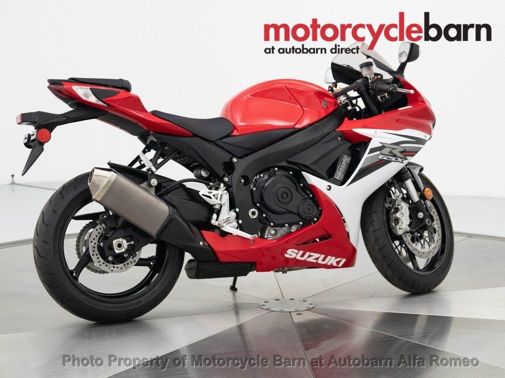 2013 Suzuki GSX-R600  - 17769954 - 0