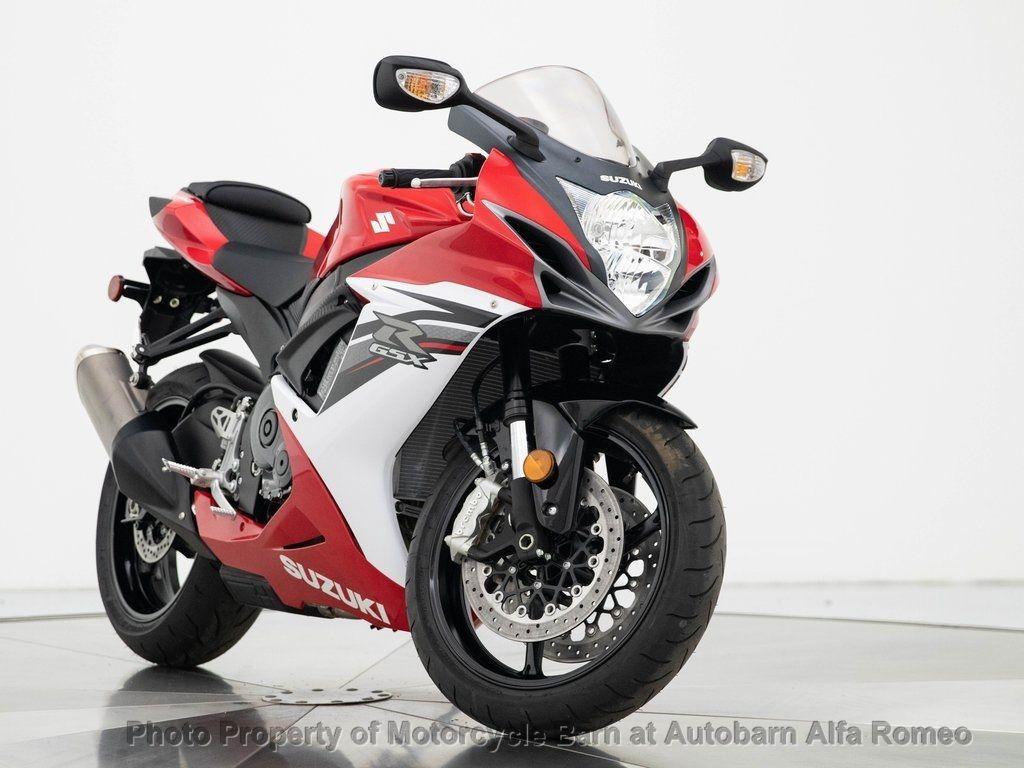 2013 Suzuki GSX-R600  - 17769954 - 1