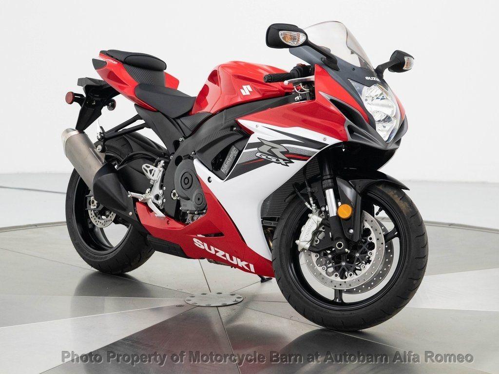 2013 Suzuki GSX-R600  - 17769954 - 6