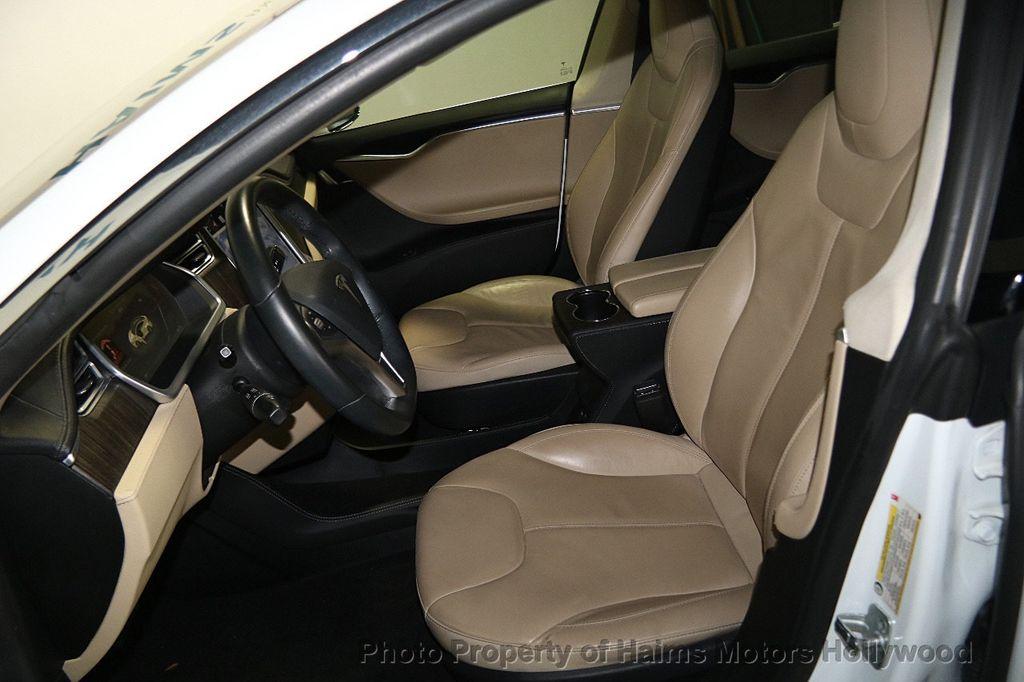 2013 Tesla Model S 4dr Sedan