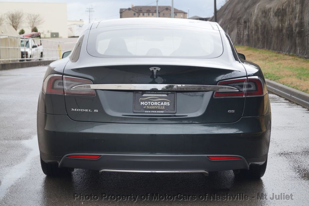 2013 Tesla Model S 4dr Sedan - 18481886 - 9