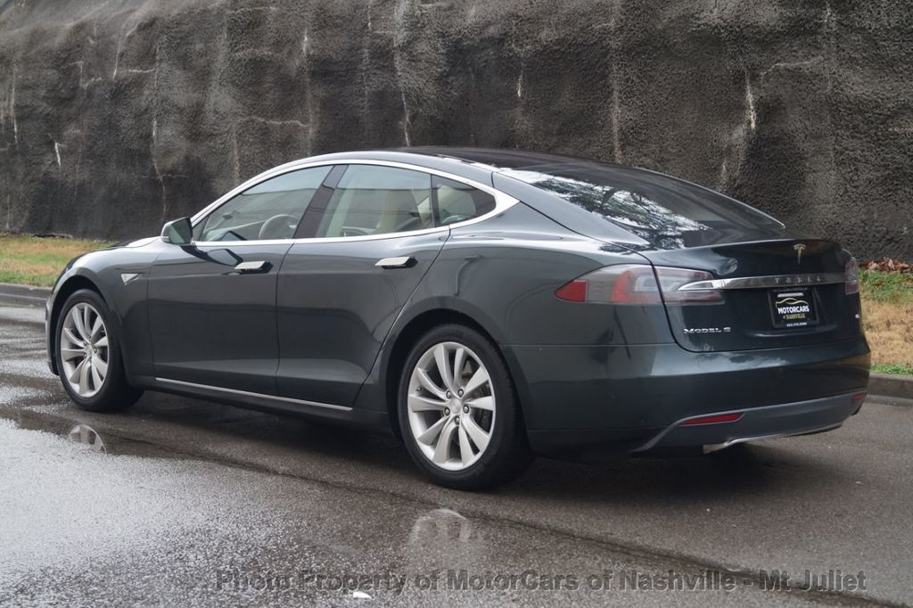 2013 Tesla Model S 4dr Sedan - 18481886 - 11