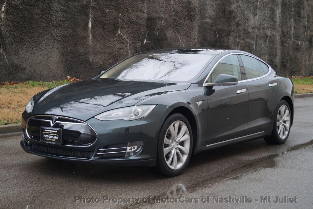 2013 Tesla Model S 4dr Sedan - 18481886 - 1