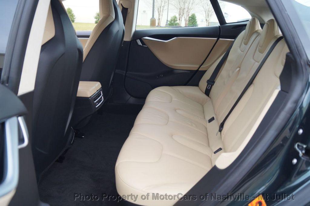 2013 Tesla Model S 4dr Sedan - 18481886 - 19