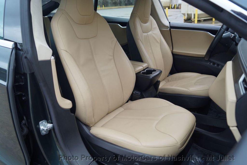 2013 Tesla Model S 4dr Sedan - 18481886 - 21
