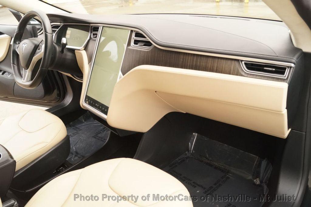 2013 Tesla Model S 4dr Sedan - 18481886 - 24