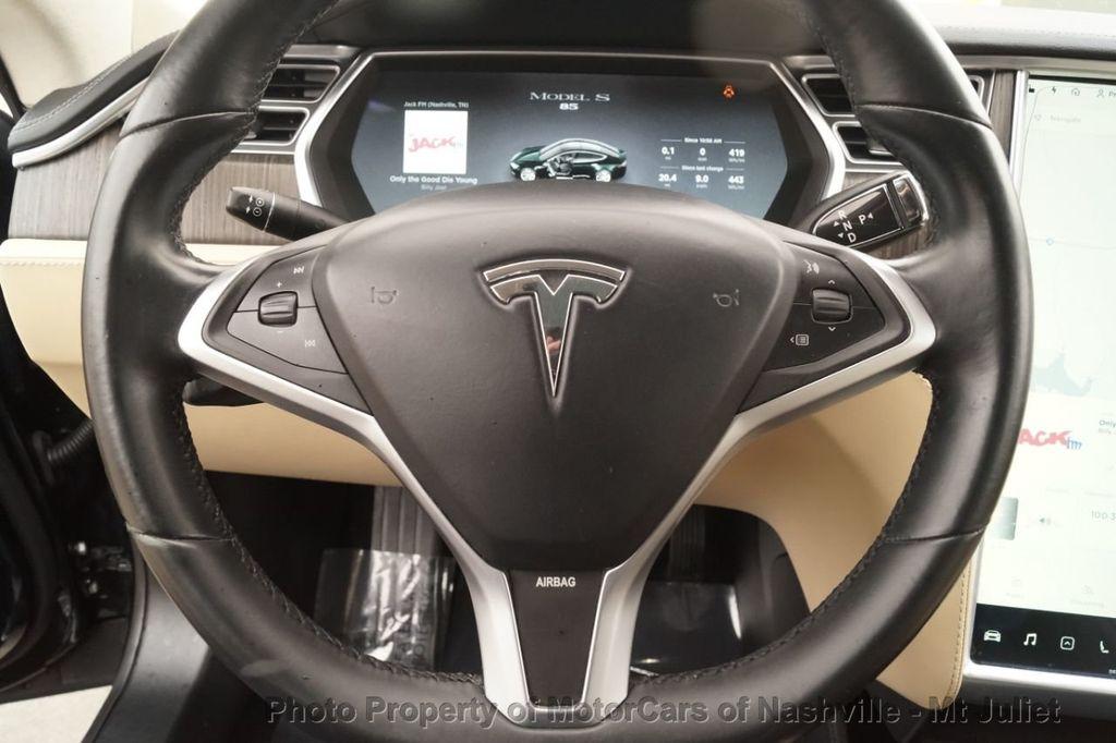 2013 Tesla Model S 4dr Sedan - 18481886 - 26
