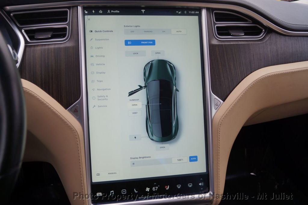 2013 Tesla Model S 4dr Sedan - 18481886 - 37