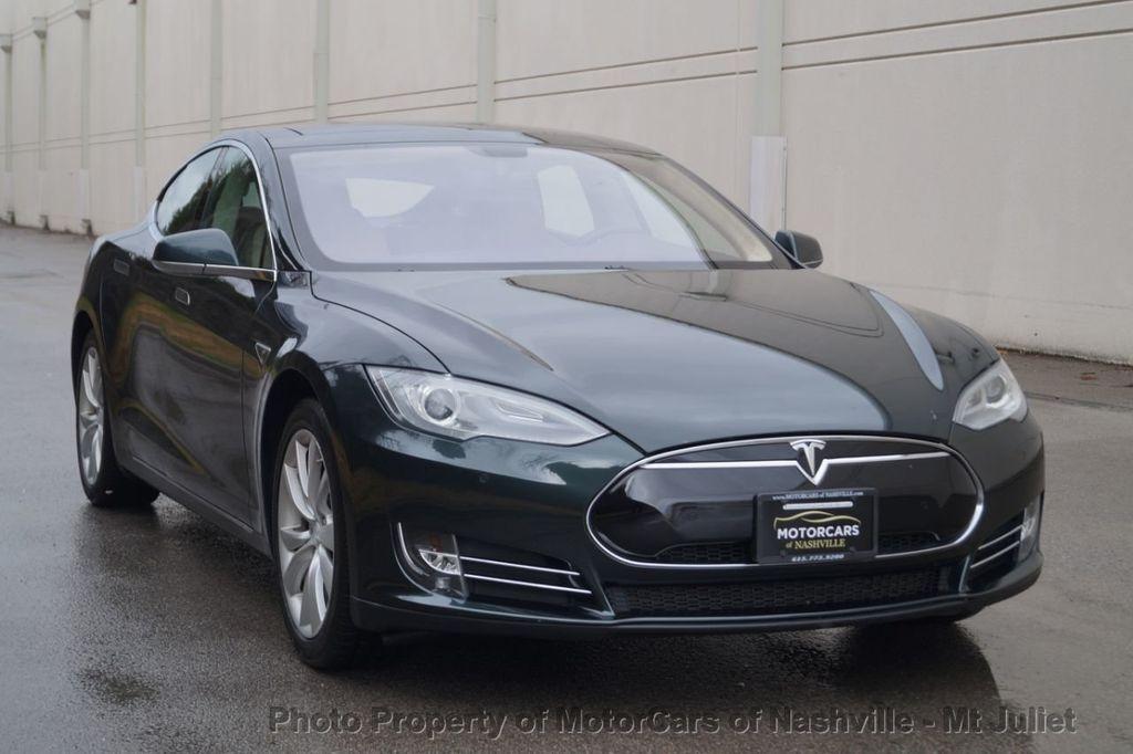 2013 Tesla Model S 4dr Sedan - 18481886 - 4