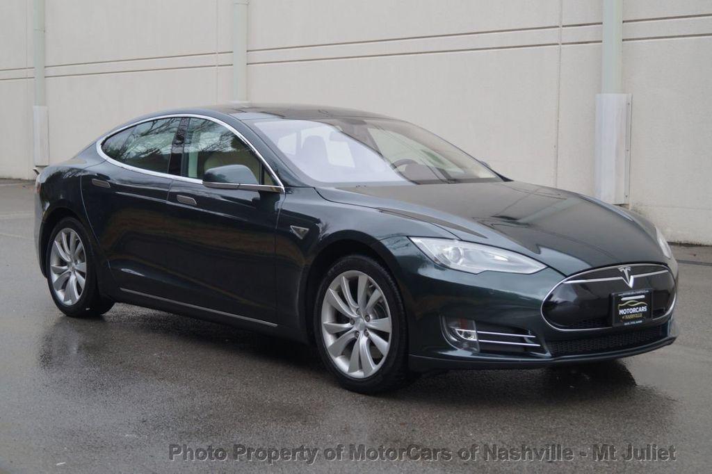 2013 Tesla Model S 4dr Sedan - 18481886 - 5